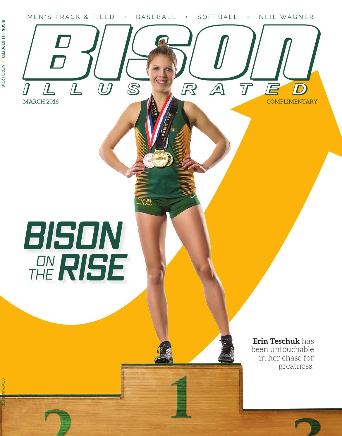 Nike NFL Womens Jerseys - Bison Illustrated April 2016 by Spotlight Media - issuu