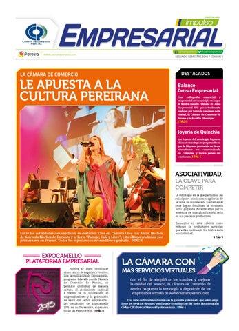 Periódico Impulso Empresarial Edicio?n 6 2015