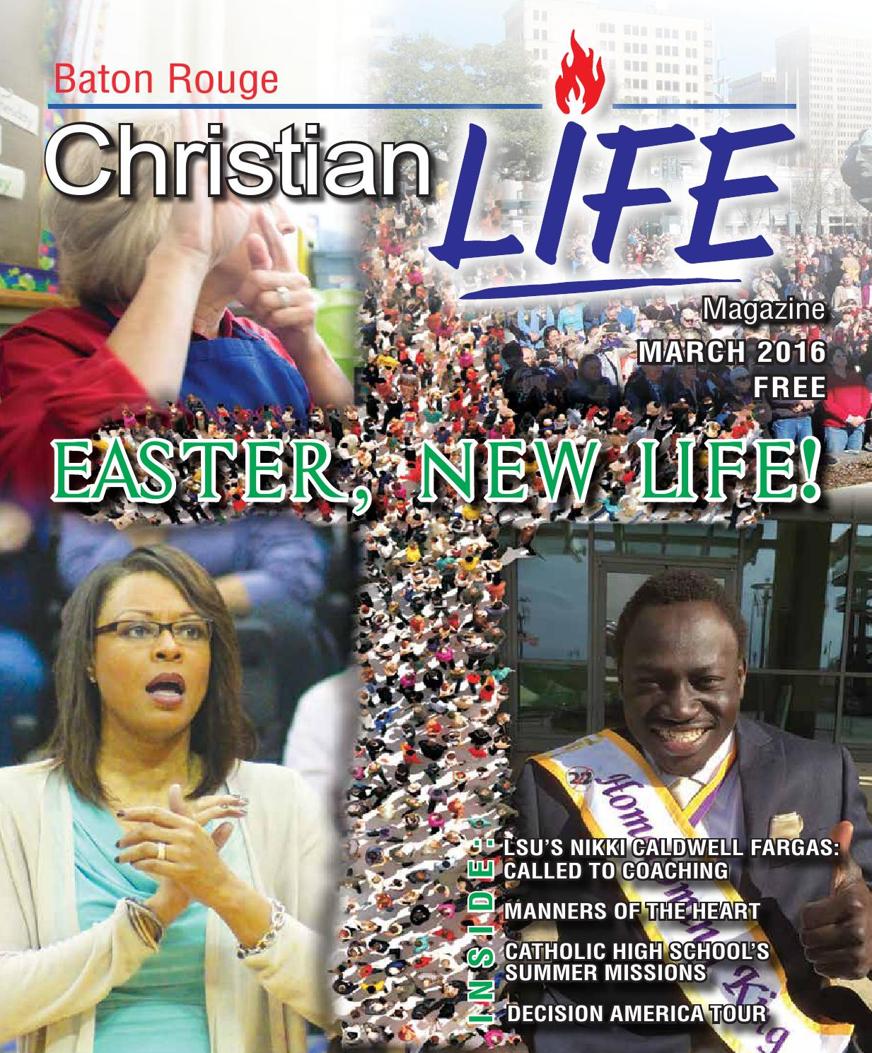 Baton rouge christian personals