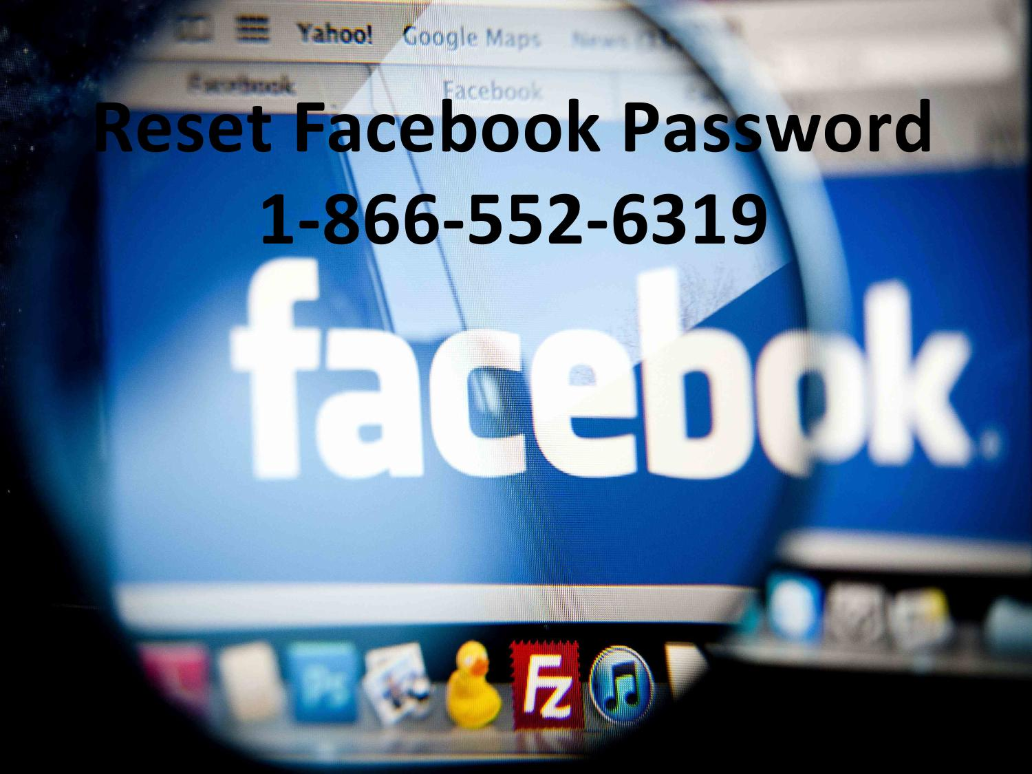 how to know the password of facebook user