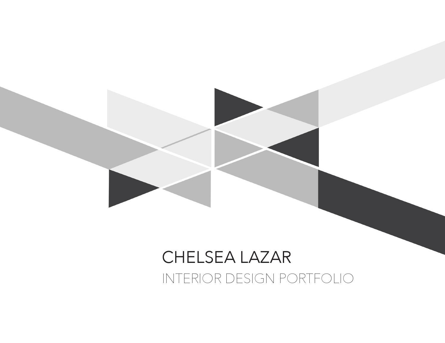 Interior Design Portfolio By Chelsea Lazar Issuu