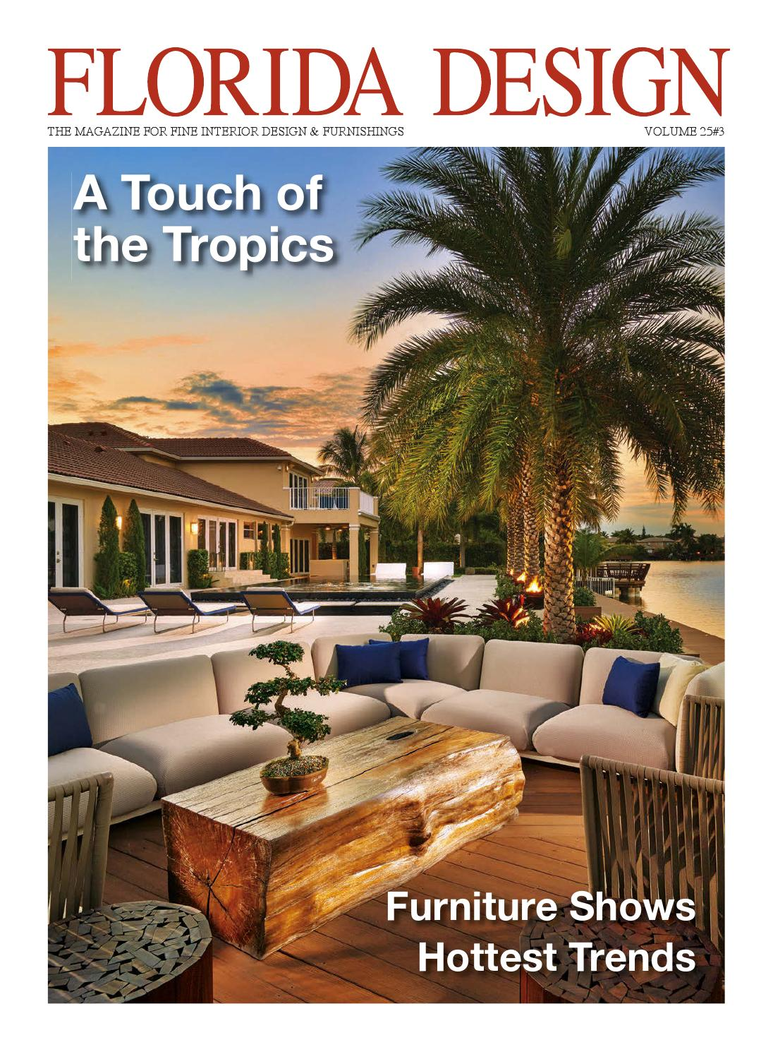 Florida Design 25 3 By Bill Fleak Issuu