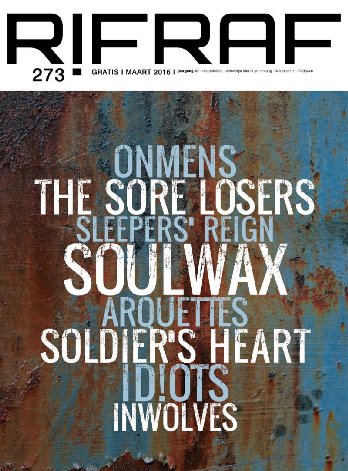 Rifraf december 2015 NL by RifRaf musiczine - issuu