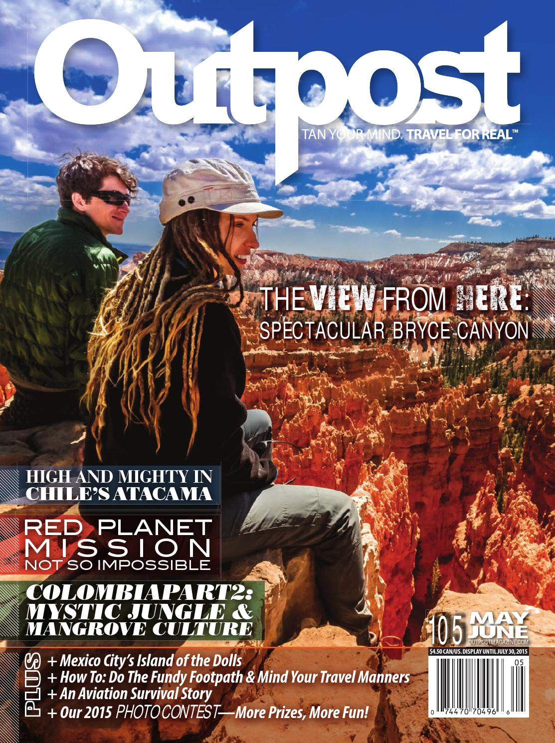 Outpost 105 By Outpost Magazine
