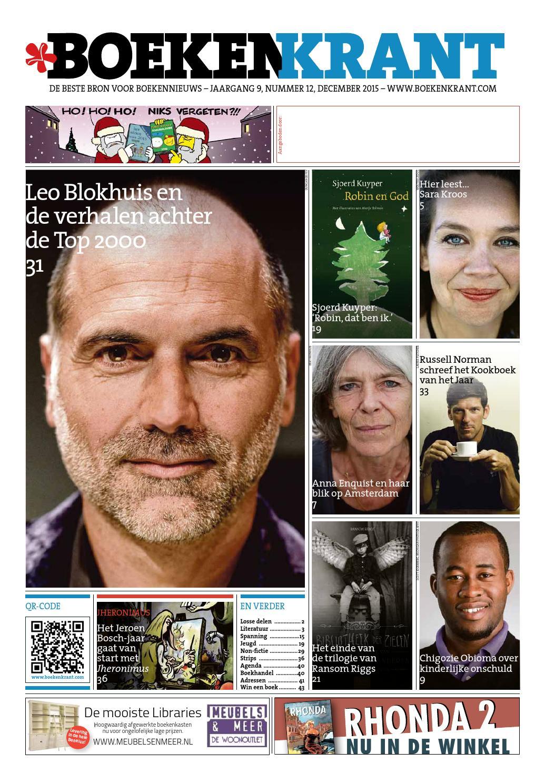 Boekenkrant december 2015 by redactie boekenkrant   issuu