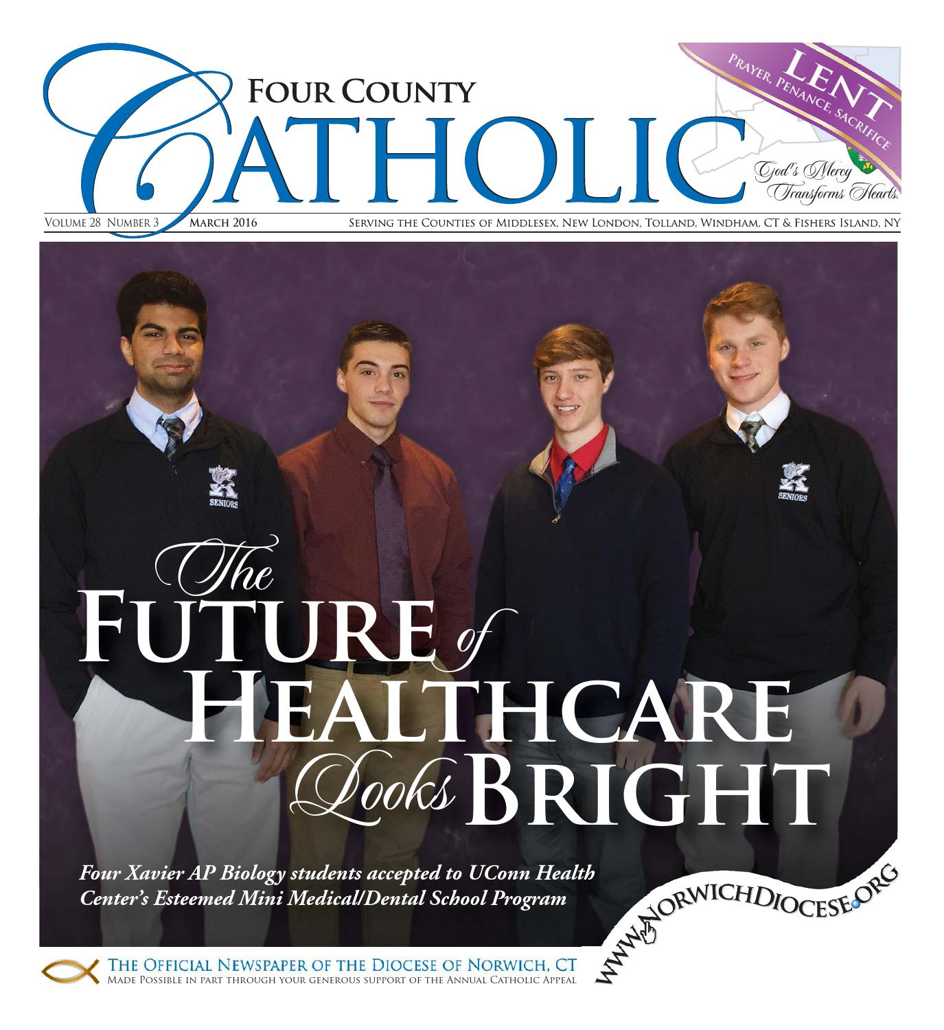 Four County Catholic April 2015 by Diocese of Norwich issuu