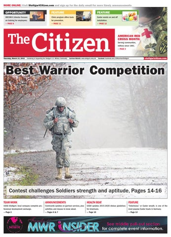 The Citizen - March 10, 2016