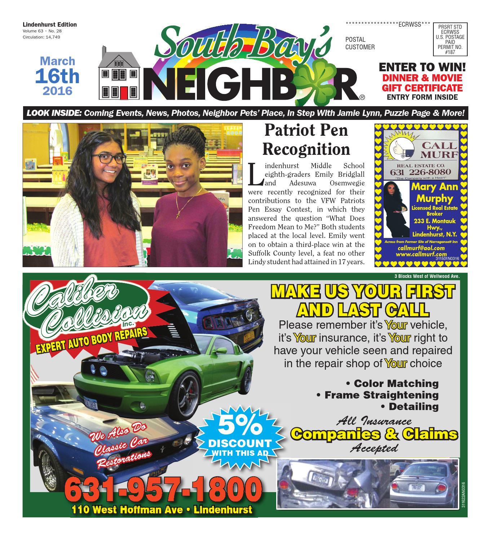lindenhurst by south bay s neighbor newspapers issuu