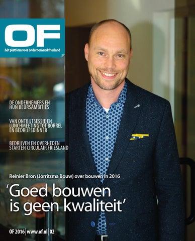 Ondernemend Friesland editie 2 maart 2016