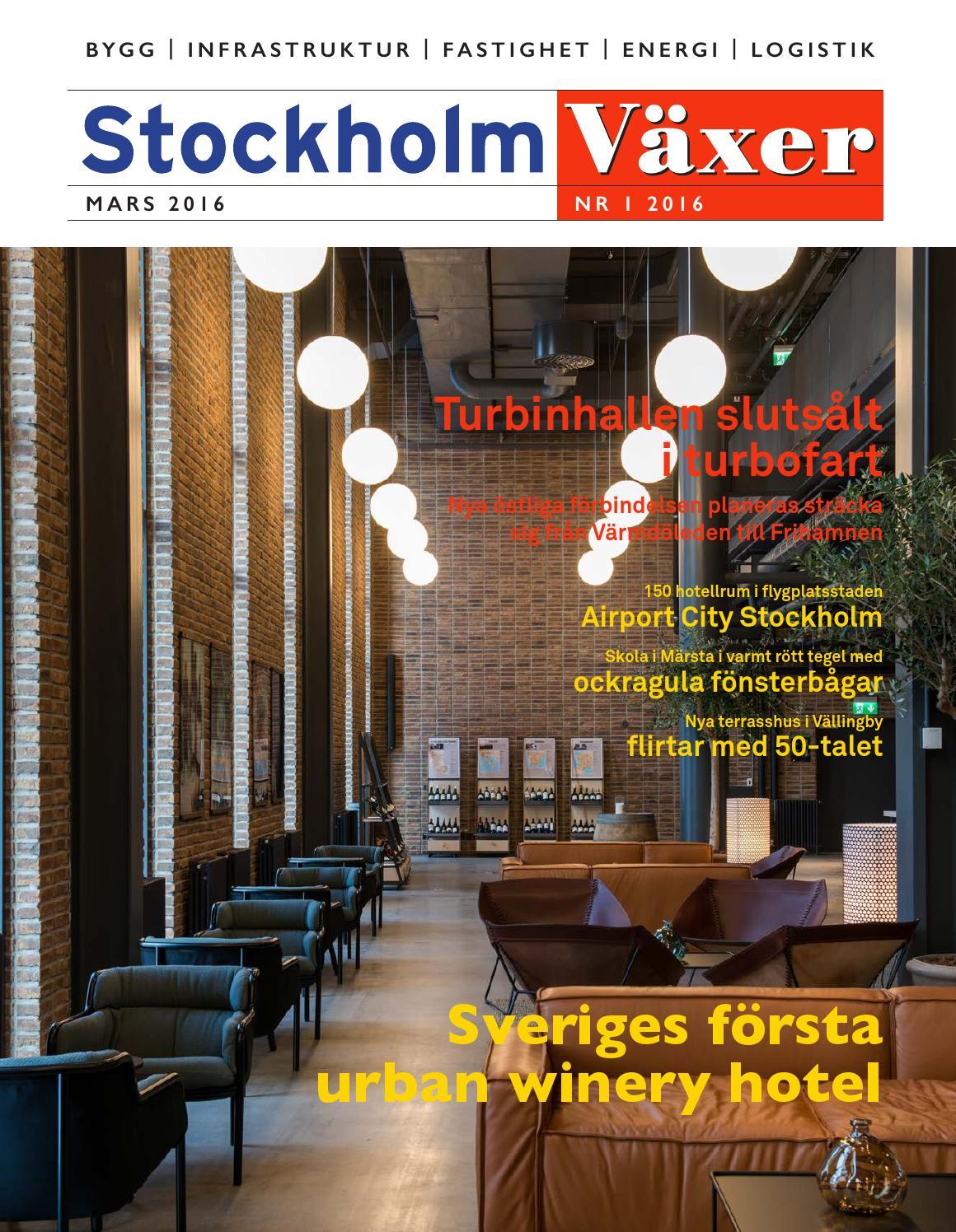 Stockholm växer 1 2016 by stordåhd kommunikation ab   issuu