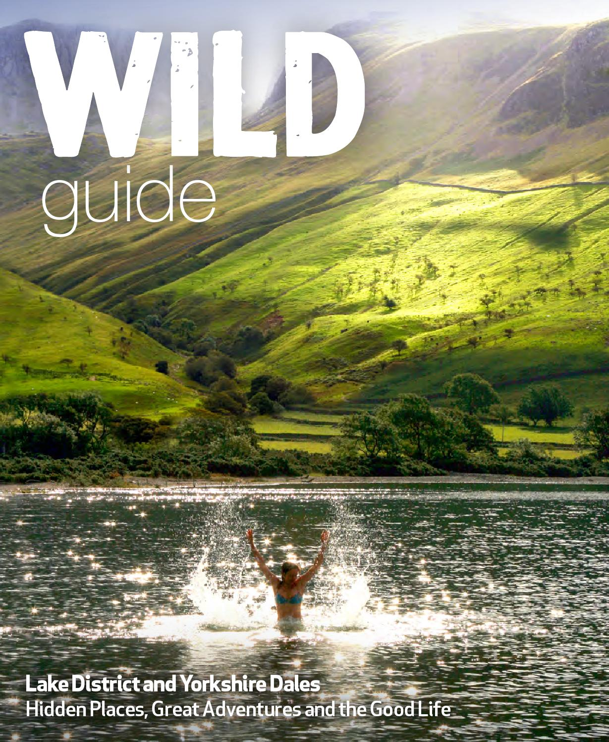 Wild Guide Lake District and Yorkshire Dales by Wild ...