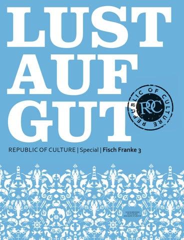 LUST AUF GUT Magazin | Special: Fisch Franke Nr. 3