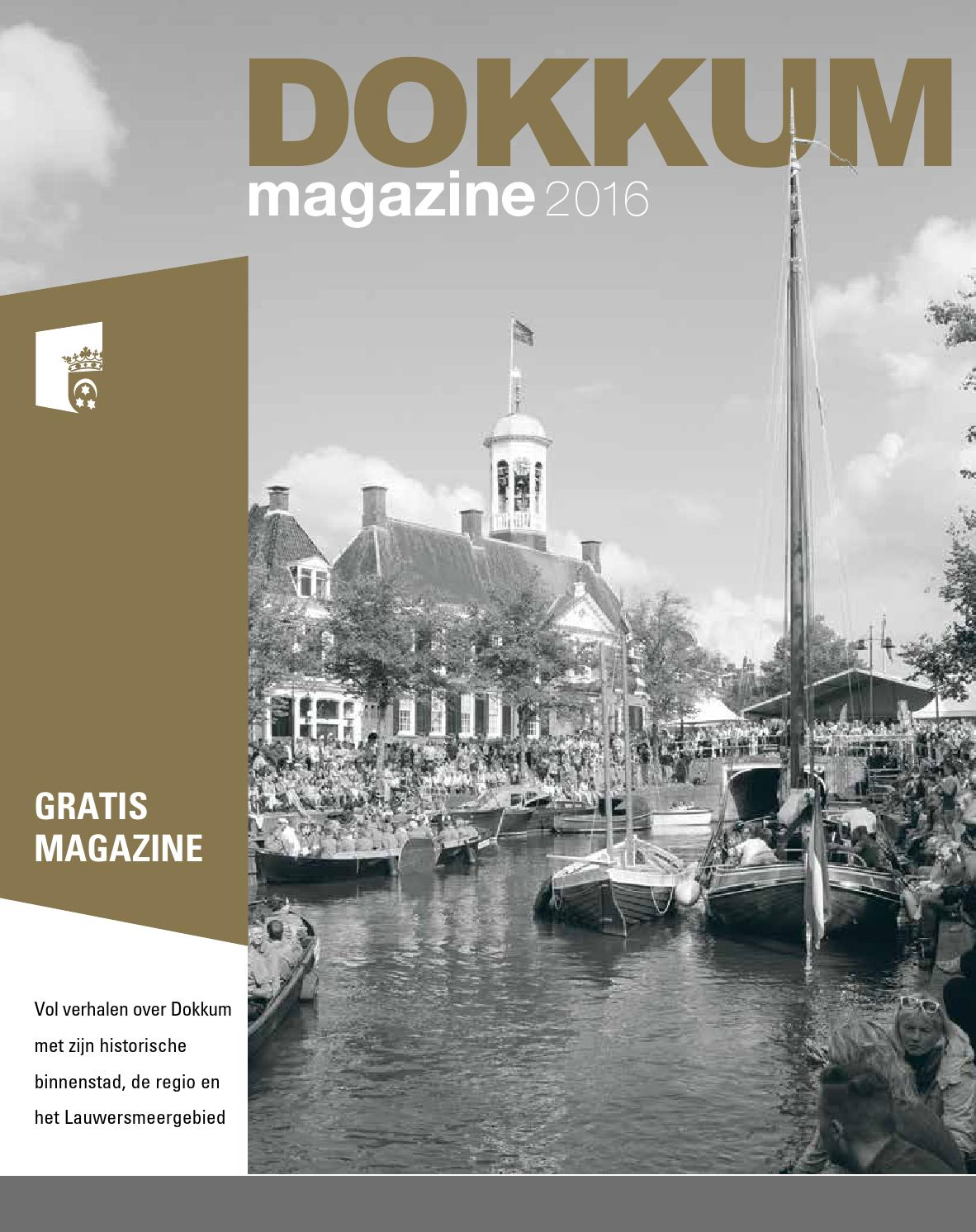 Dokkum magazine 2016 by dokkum magazine   issuu