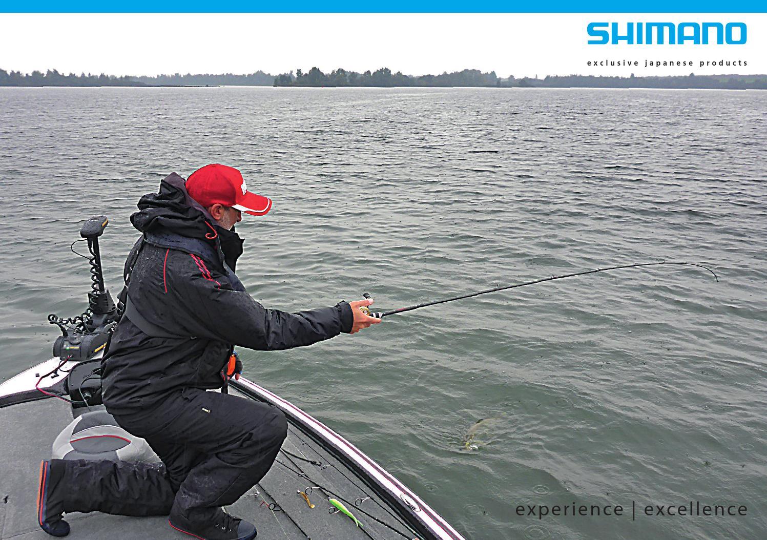 shimano jdm catalogue 2016 english by shimano europe fishing, Fishing Reels
