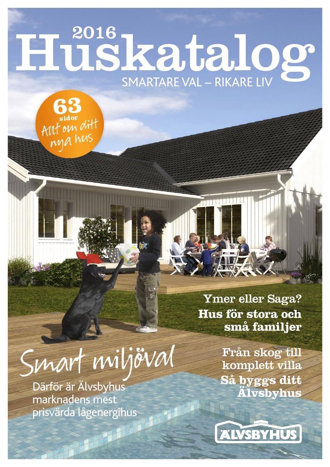 Kundmagasin # 1 by Älvsbyhus   issuu