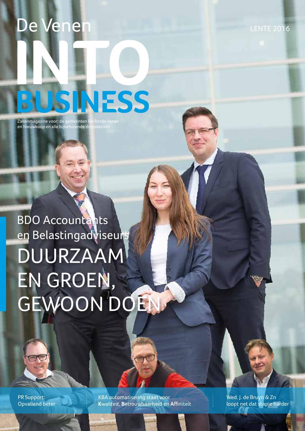 Rijnstreek business, nummer 1   februari 2012 by rijnstreek ...
