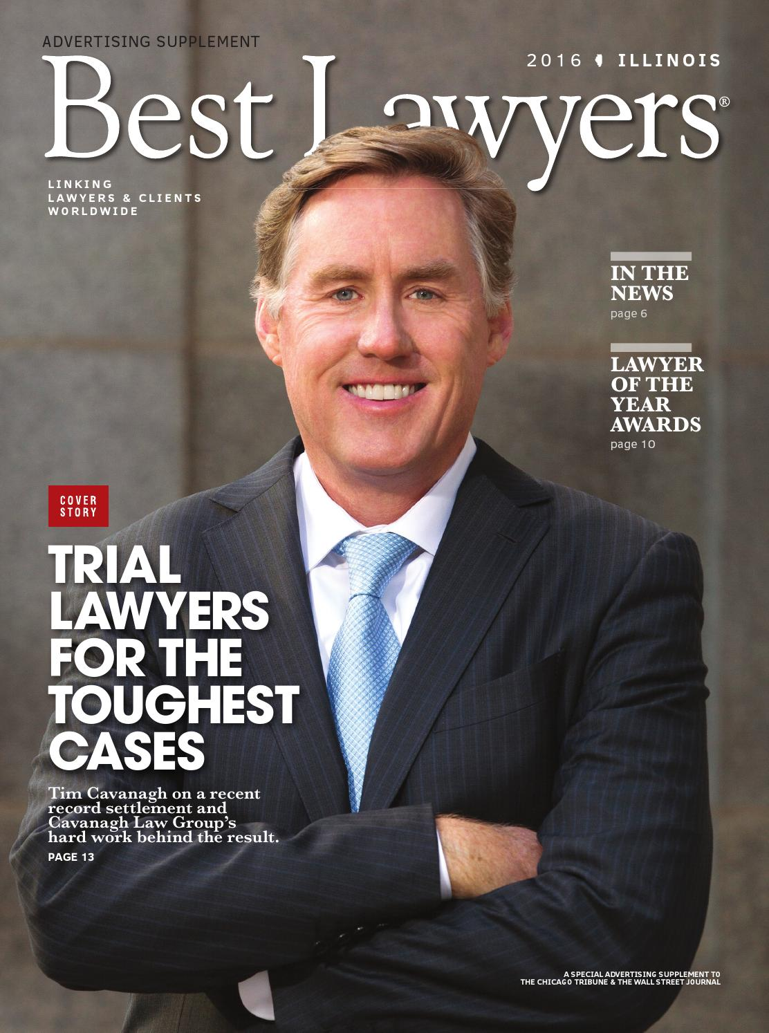 Best Lawyers In Illinois 2016 By Best Lawyers Issuu