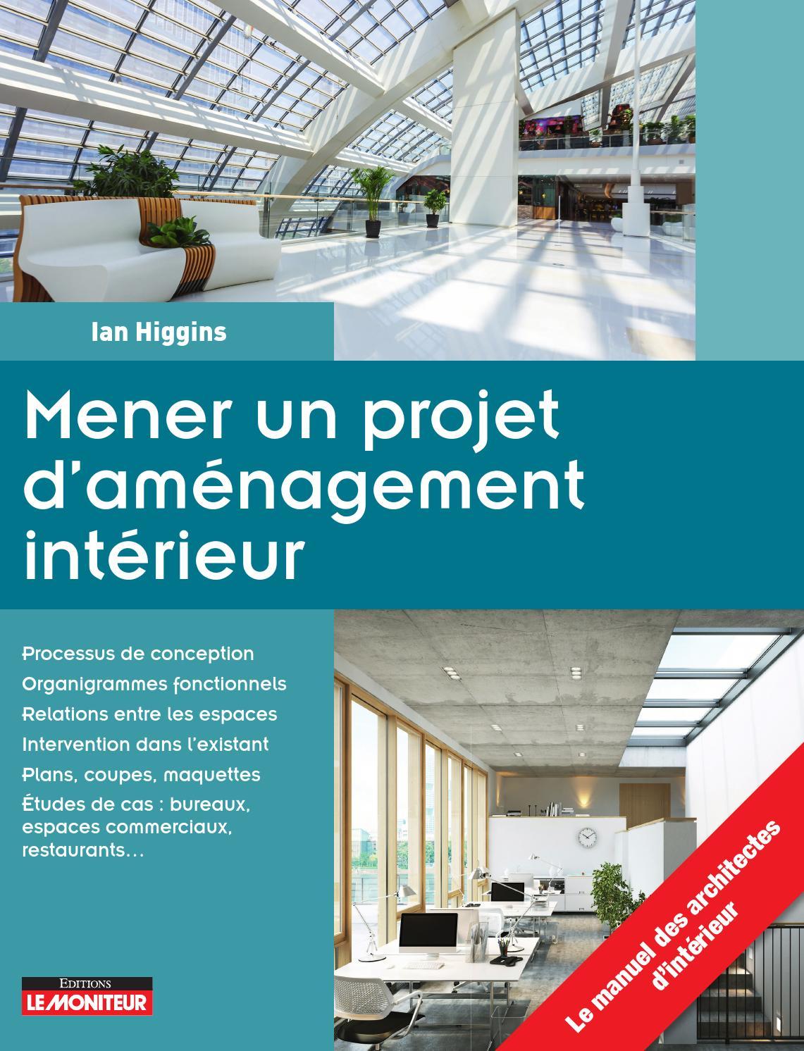 Mener un projet daménagement intérieur by INFOPRO DIGITAL - issuu