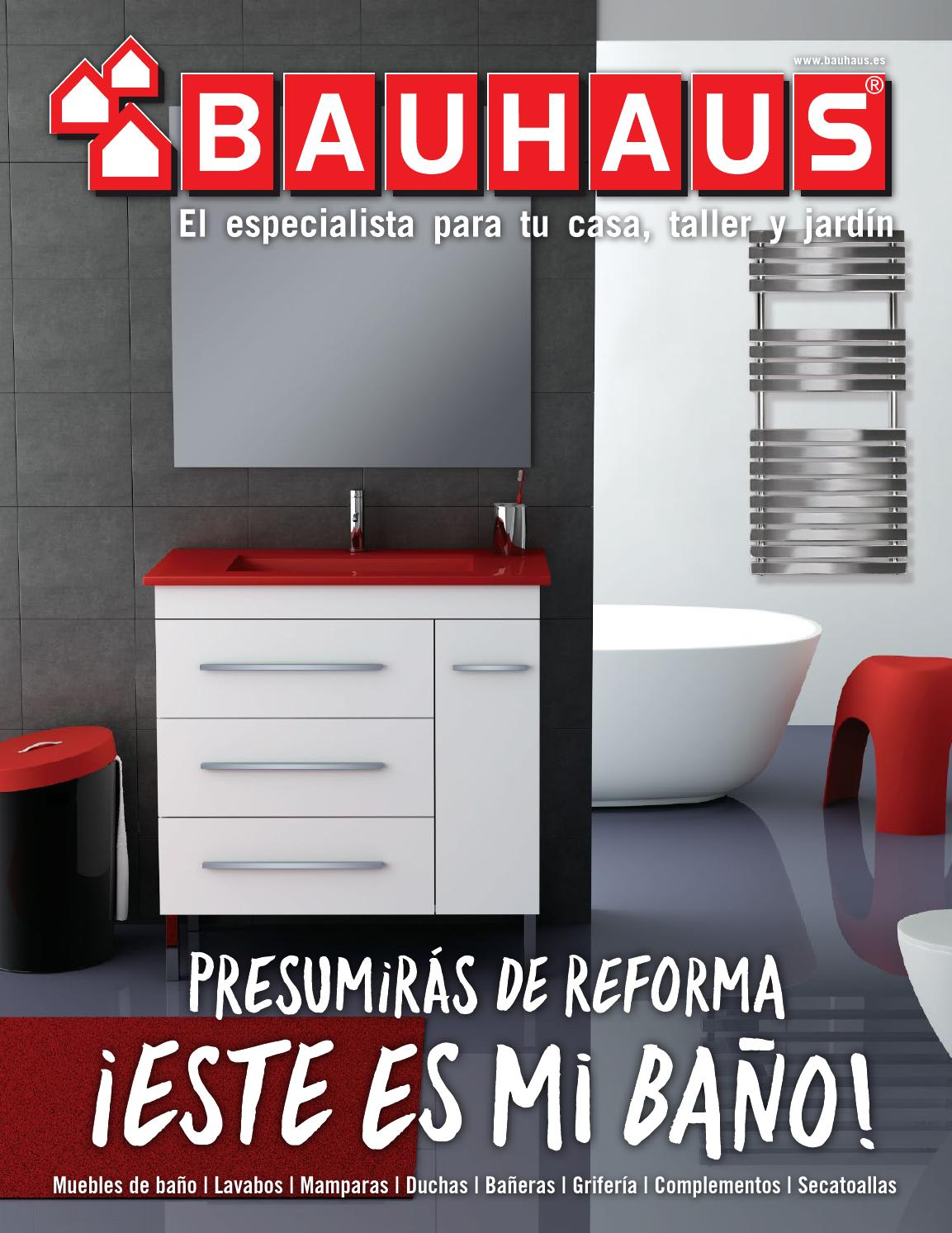 2015041518251896 folleto by bauhaus issuu for Muebles de cocina bauhaus
