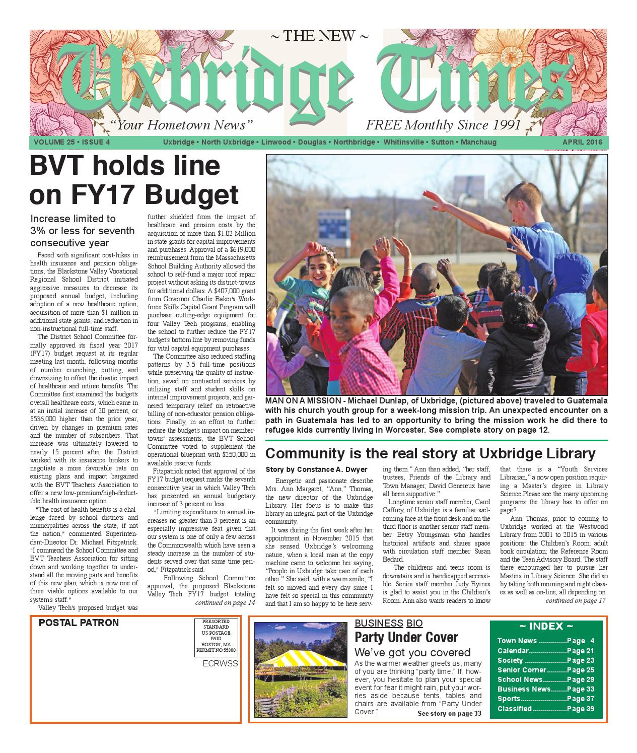 the new uxbridge times by the new uxbridge times the new uxbridge times 2017 by the new uxbridge times issuu