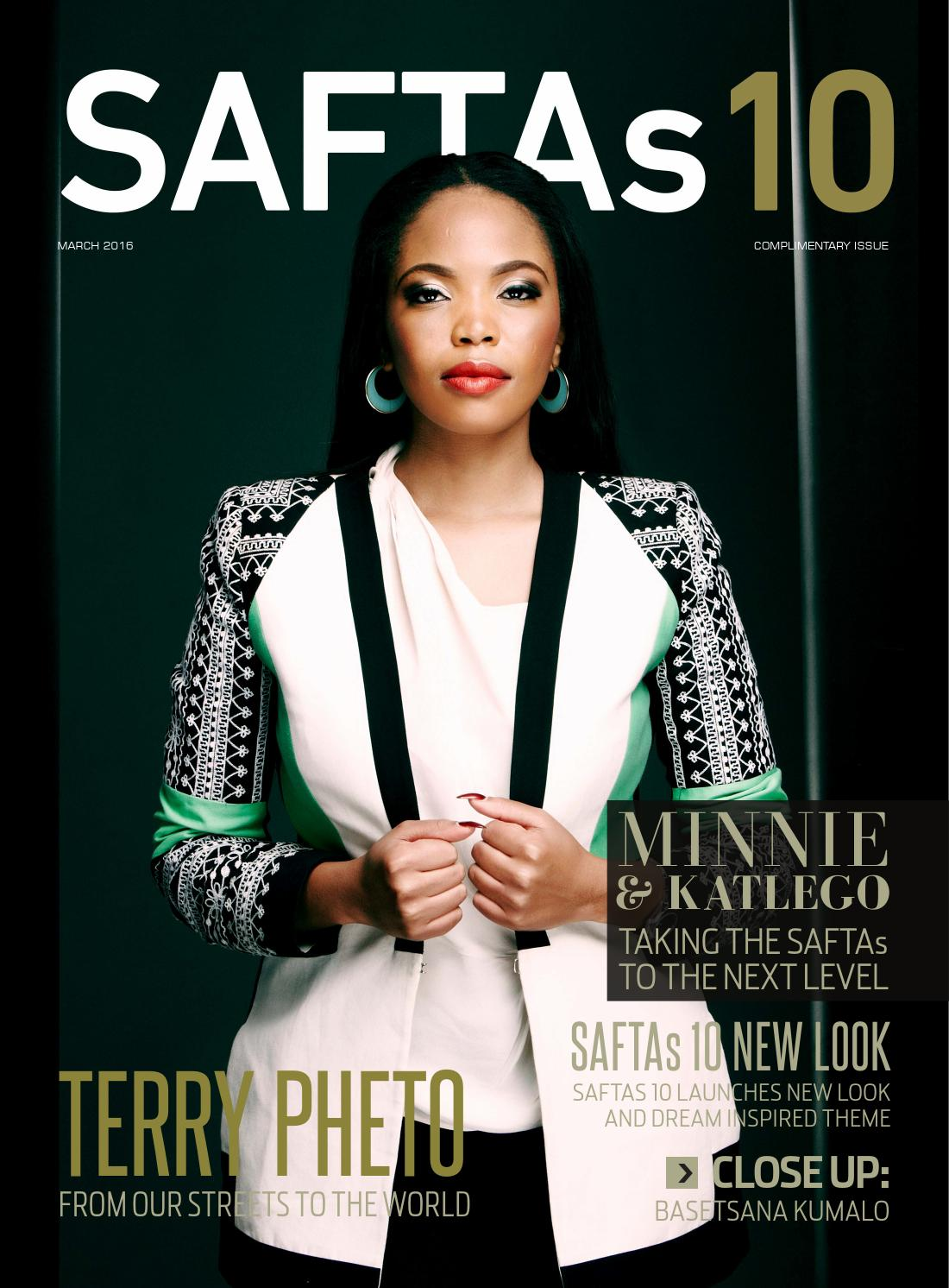 Safta S 10 Magazine 2016 By 5th Republic Media Group Issuu