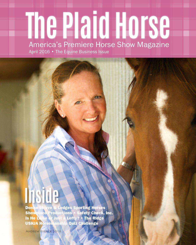 Equestrian business plan