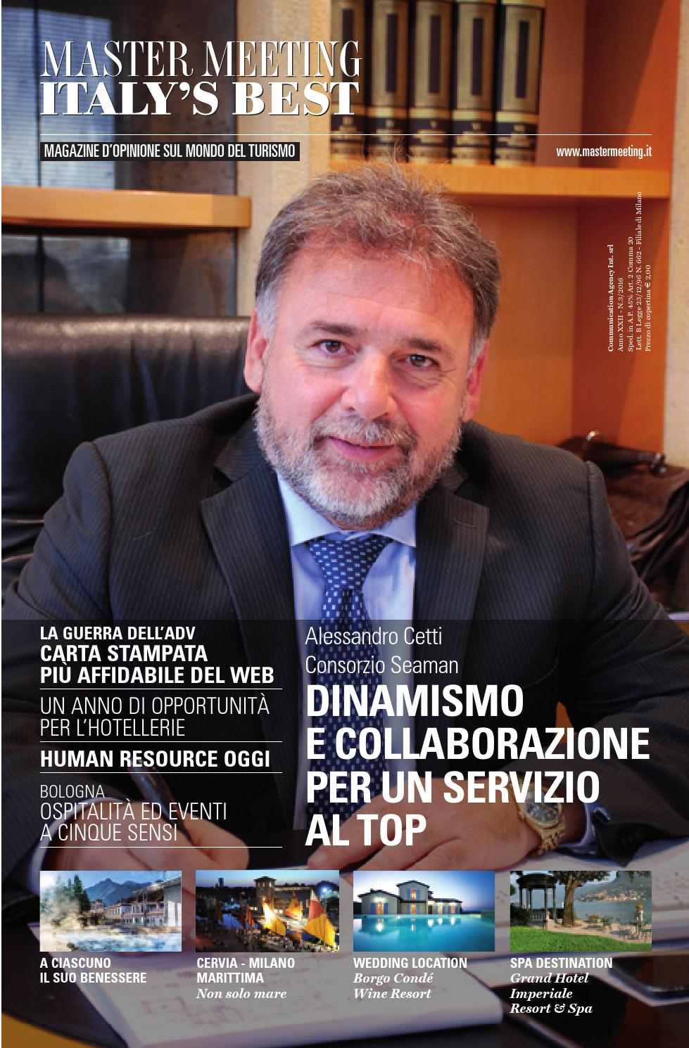 Rivista Marzo by Master Meeting - issuu