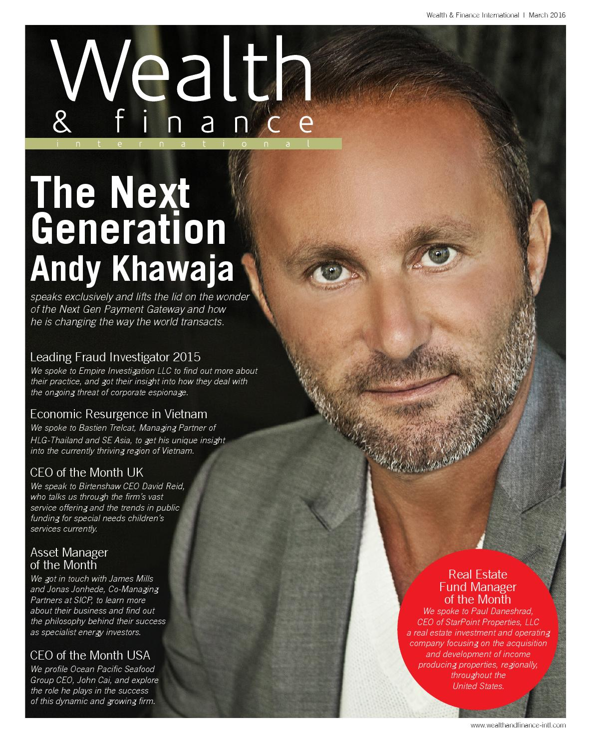 wealth finance 2016 by ai global media issuu