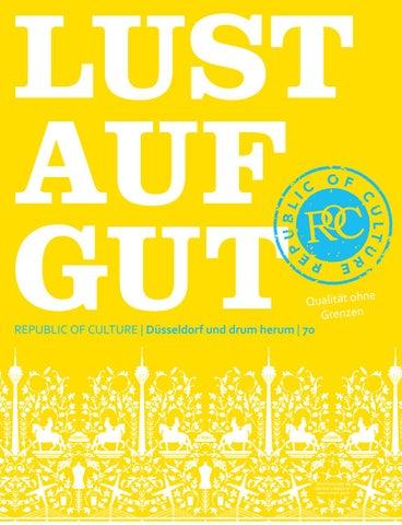 LUST AUF GUT Magazin | Düsseldorf Nr. 70