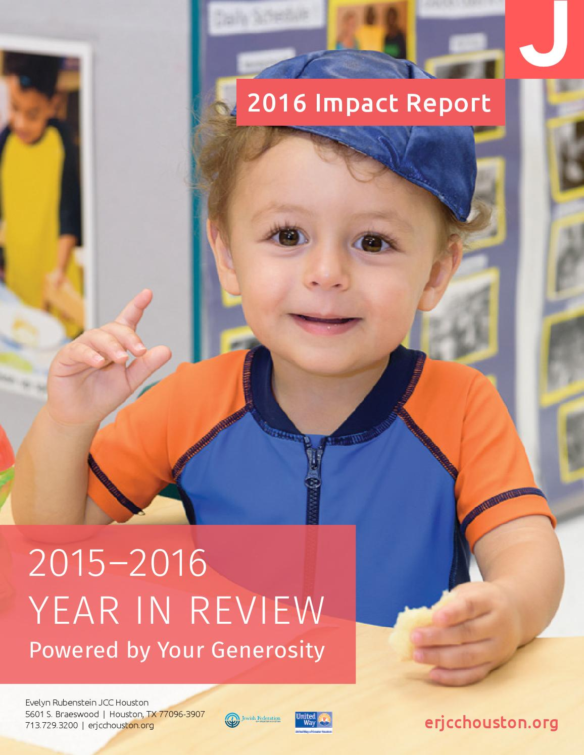 annual report by jewish community center issuu