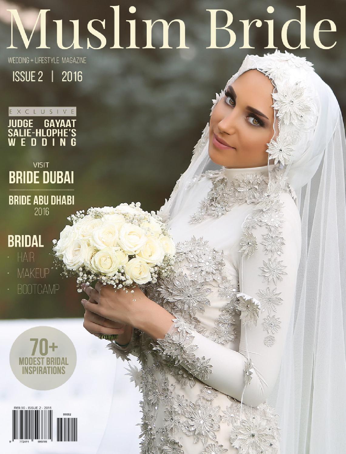 Muslim Bride Magazine Issue 2 By Muslim Bride Magazine