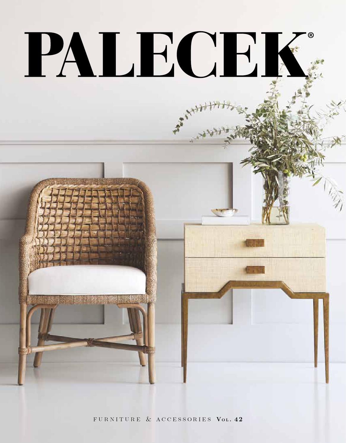 Palecek's 2016 furniture & accessories catalog vol. 42 by ...