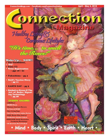 Connection Magazine April 2016 Issue