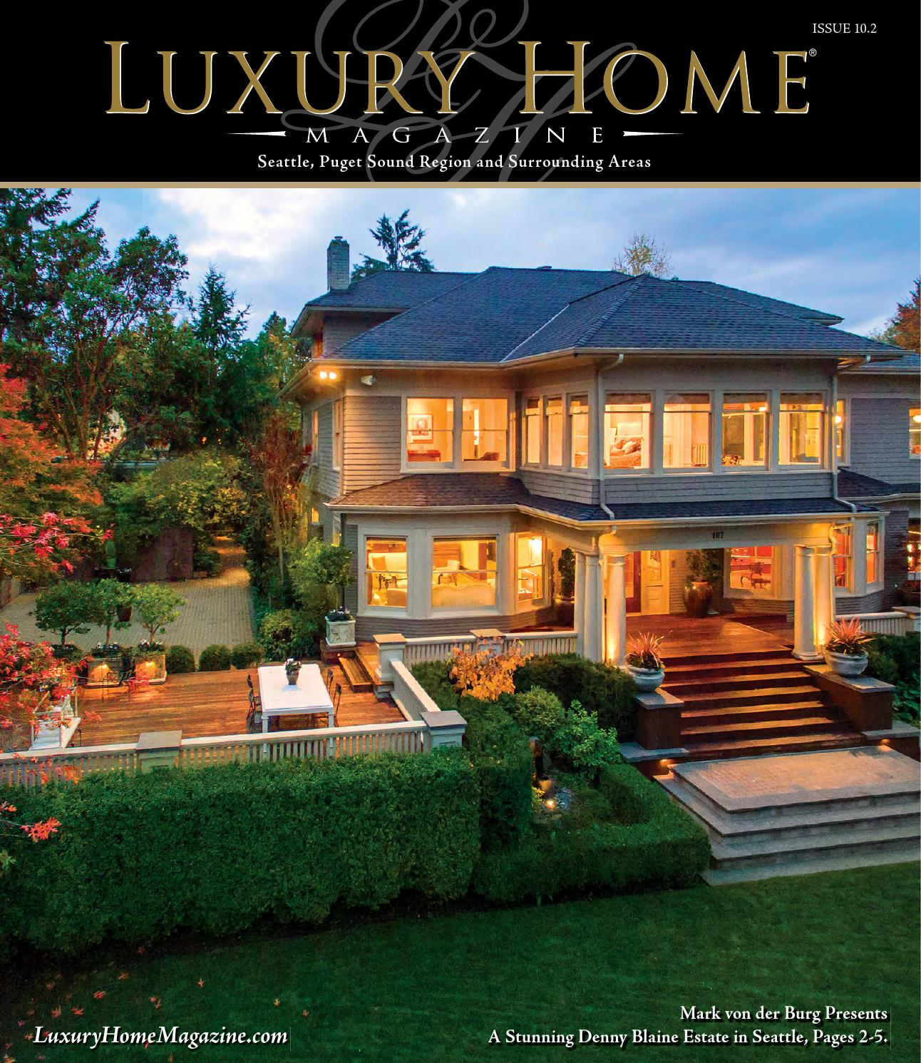 Seattle home design magazine house design plans for Seattle home design