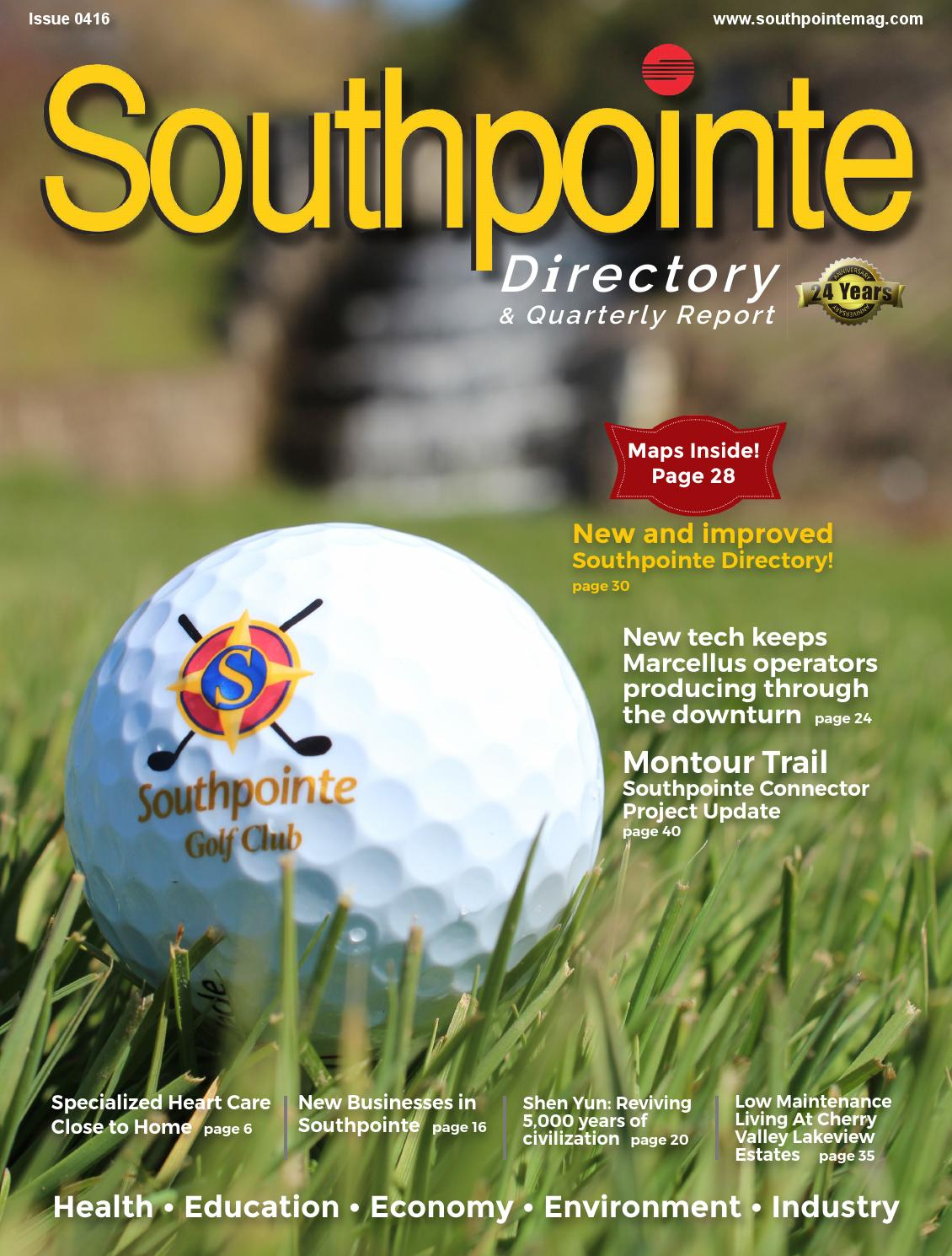 south pointe chevrolet us southpointe amp marcellus shale magazine by southpointe magazine