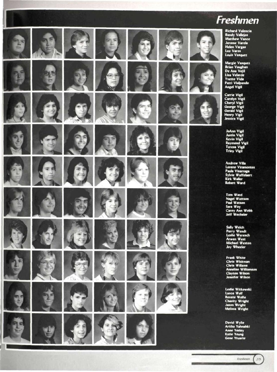 santa fe high school yearbook 1987 by santa fe high school santa fe high school yearbook 1987 by santa fe high school publications page 279 issuu