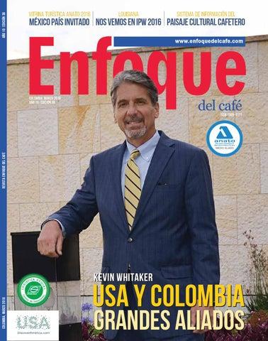 Enfoque del Café - Edición 36