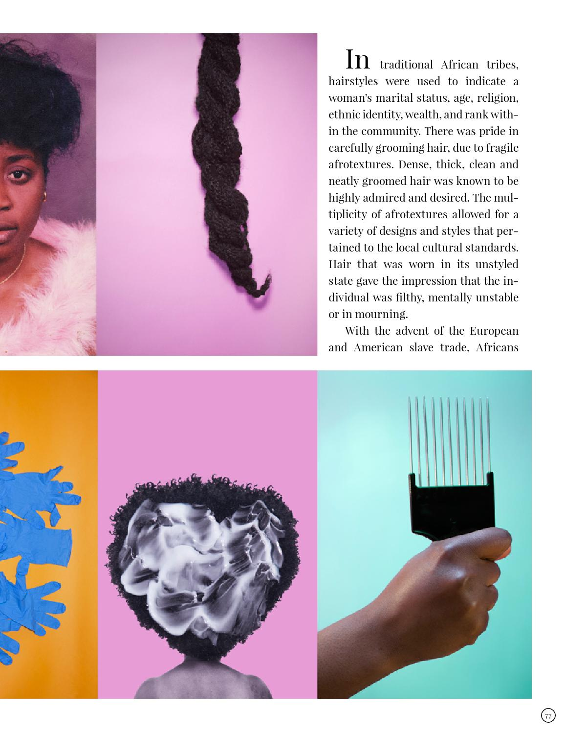 Pleasing Flawless Mag The Comfort Issue By Flawless Mag Page 77 Issuu Short Hairstyles For Black Women Fulllsitofus