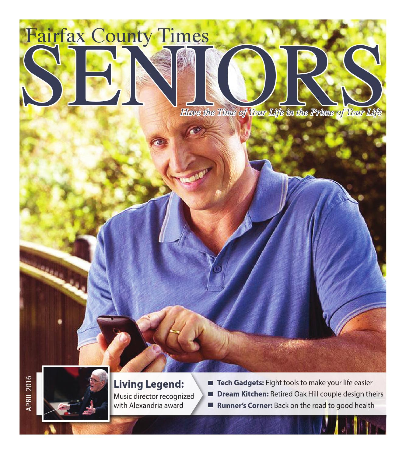 Fairfax County Times April 2016 Seniors Section by The ...