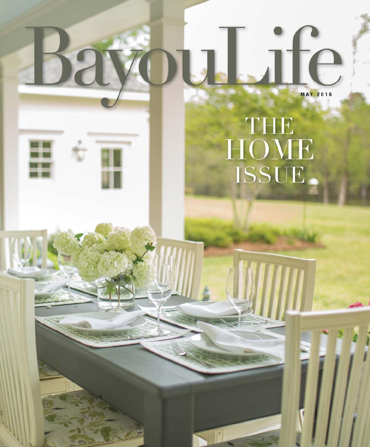 draper 2015 by lifestyle publications issuu bayoulife magazine 2016