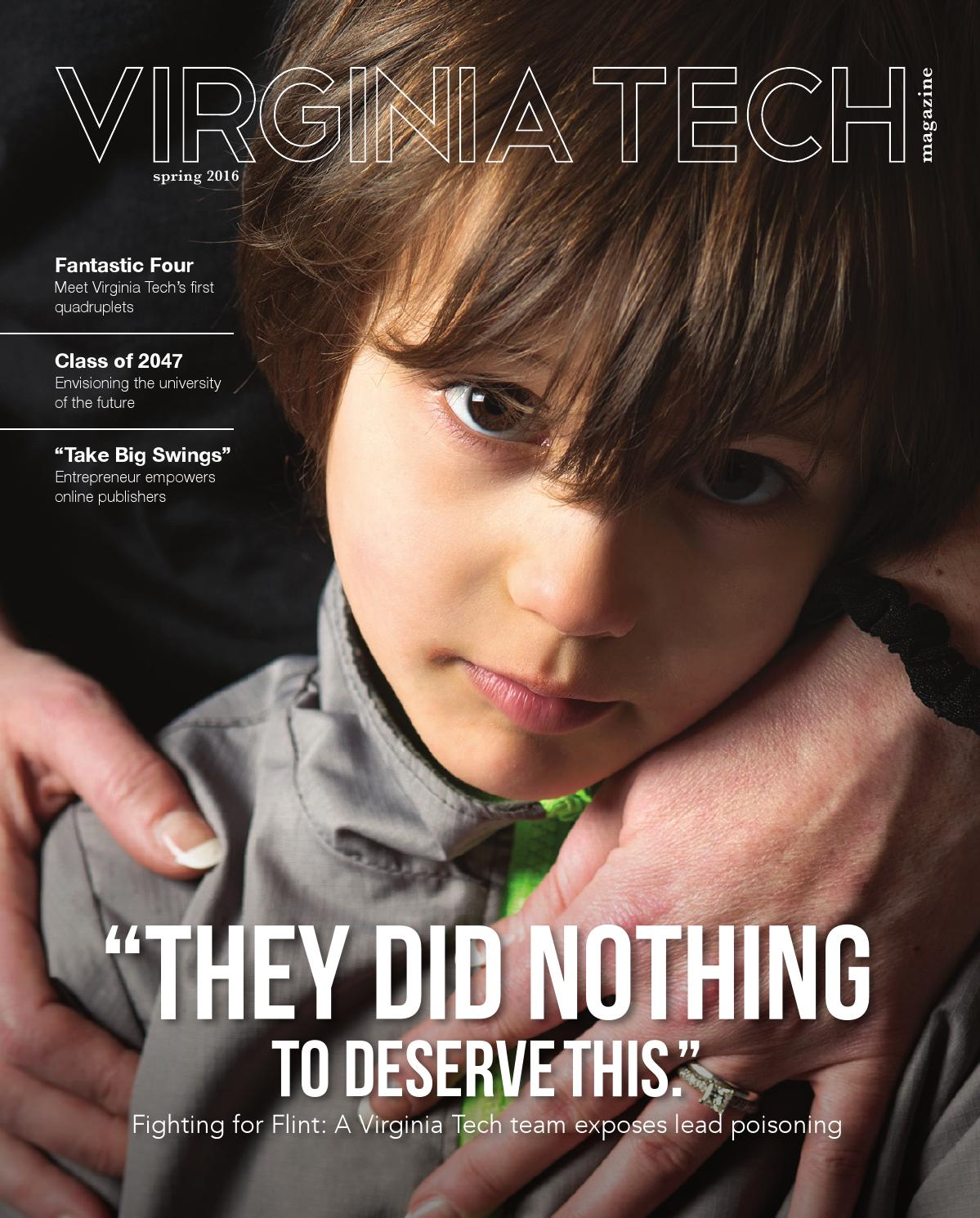 tech alumni magazine vol 91 no 4 2015 by tech virginia tech magazine spring 2016