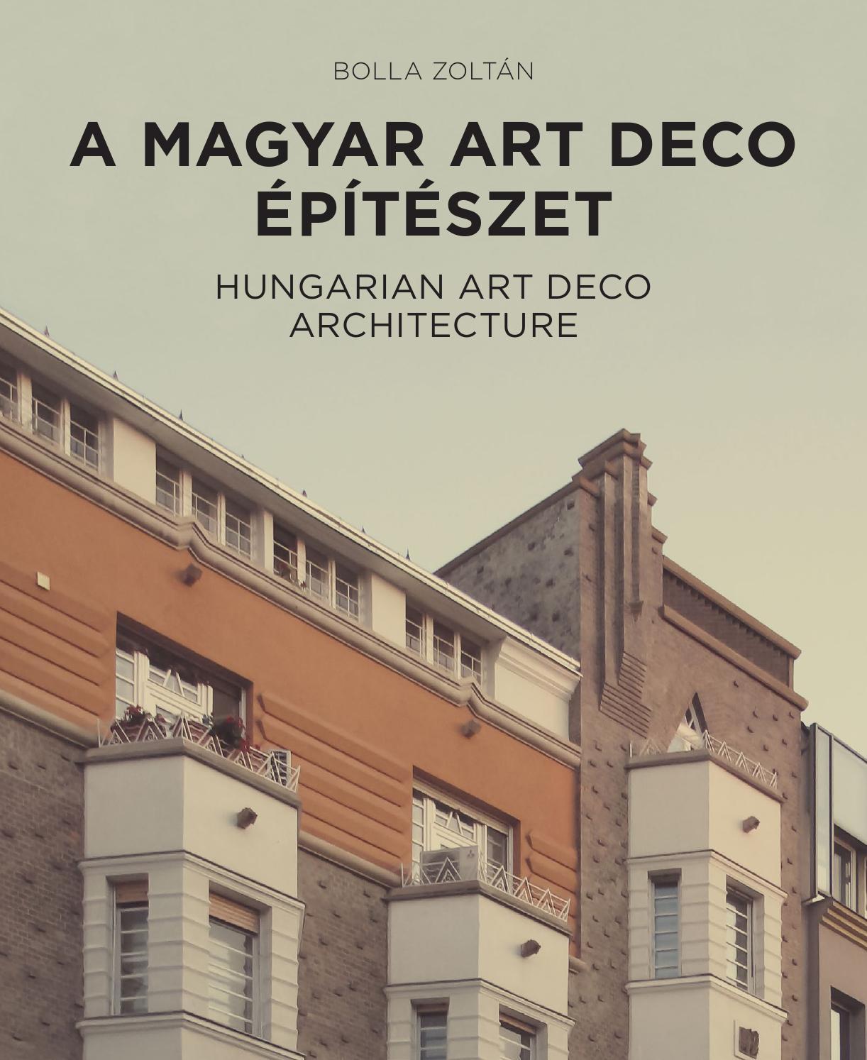 A magyar art deco építészet – ízelítő – hungarian art deco ...