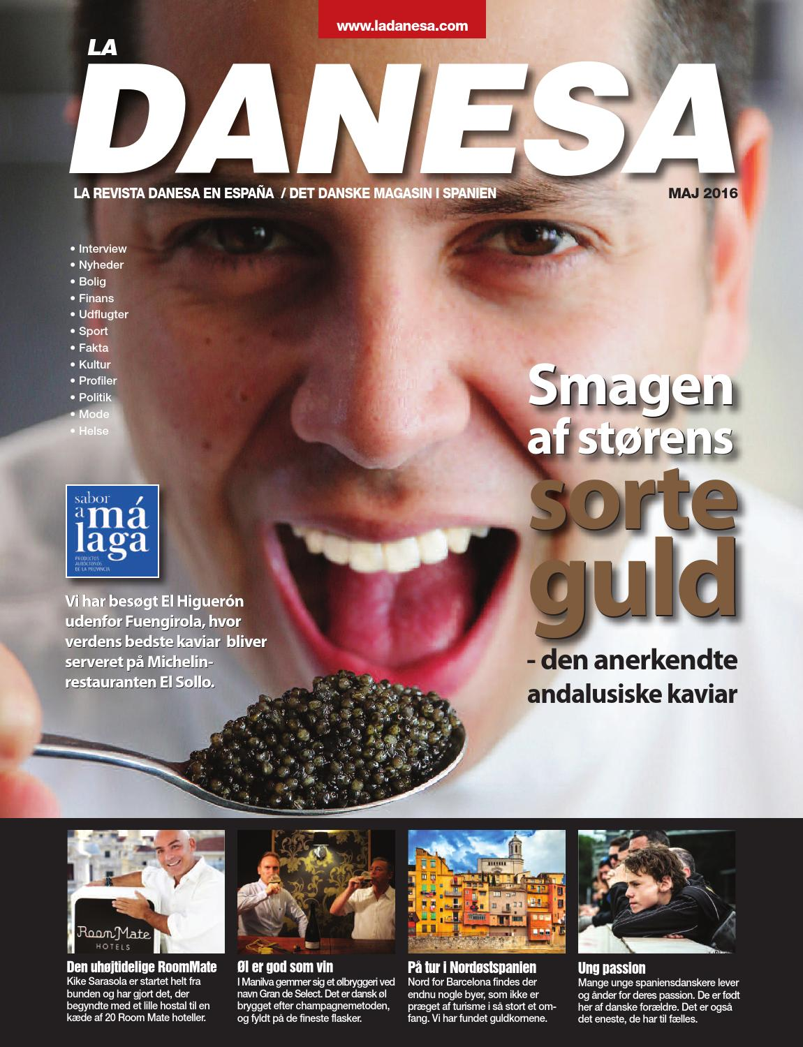 La danesa januar 2016 by norrbom marketing   issuu