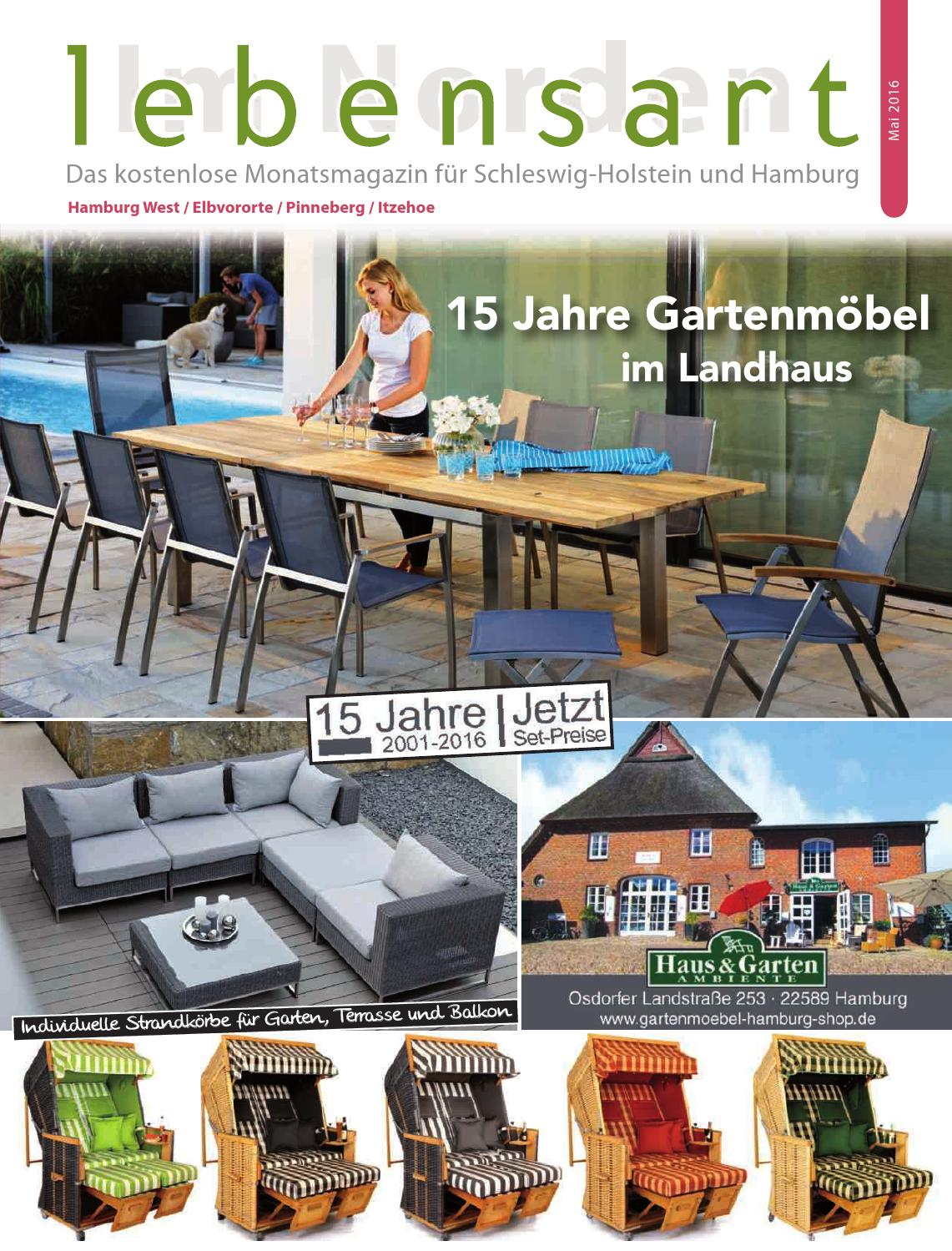 lebensart im norden hamburg west umgebung mai 2016 by verlagskontor schleswig holstein issuu. Black Bedroom Furniture Sets. Home Design Ideas