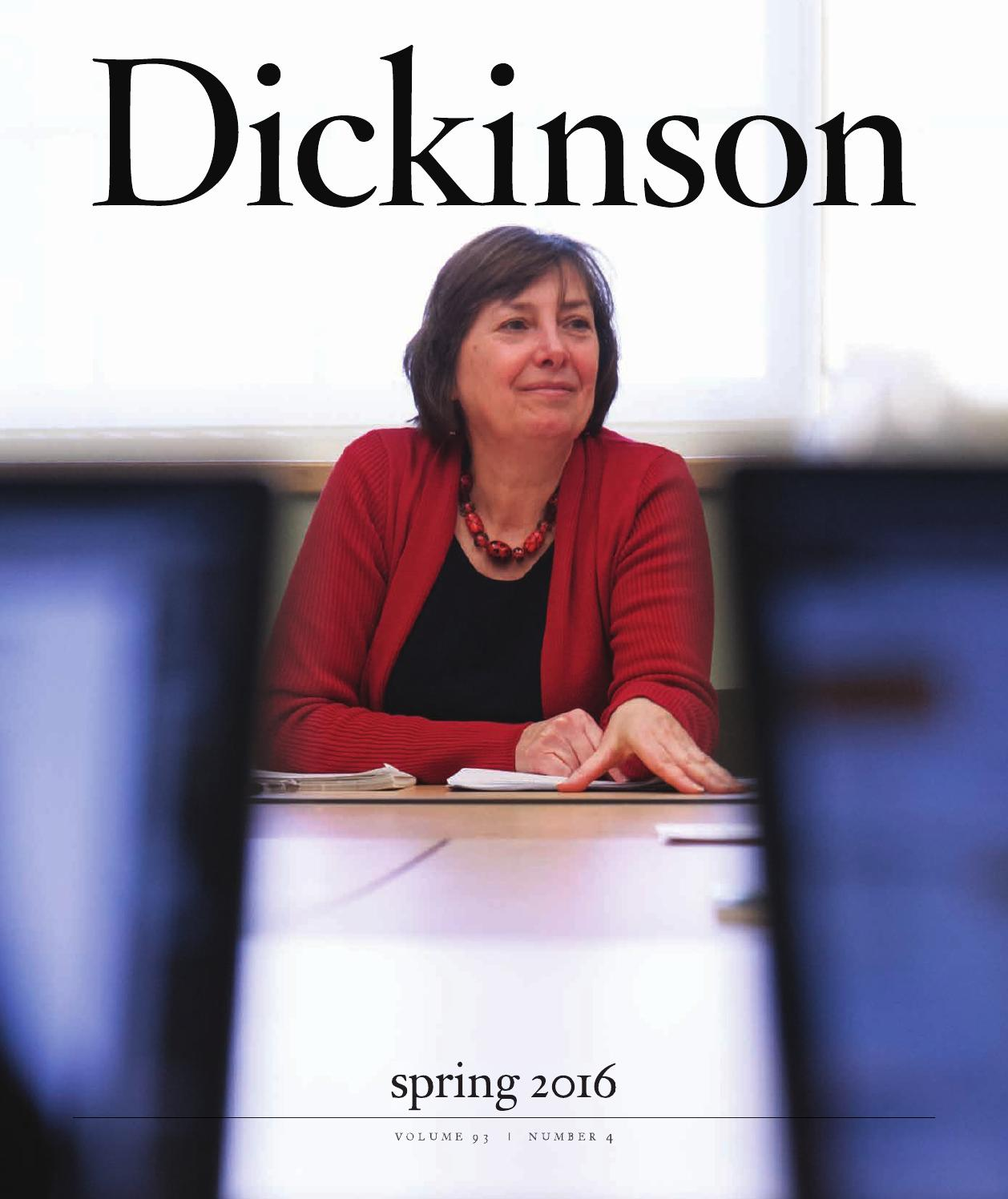 Dickinson college supplement admissions essay