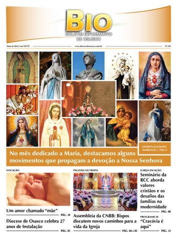 [BIO Diocesano – Maio 2016]