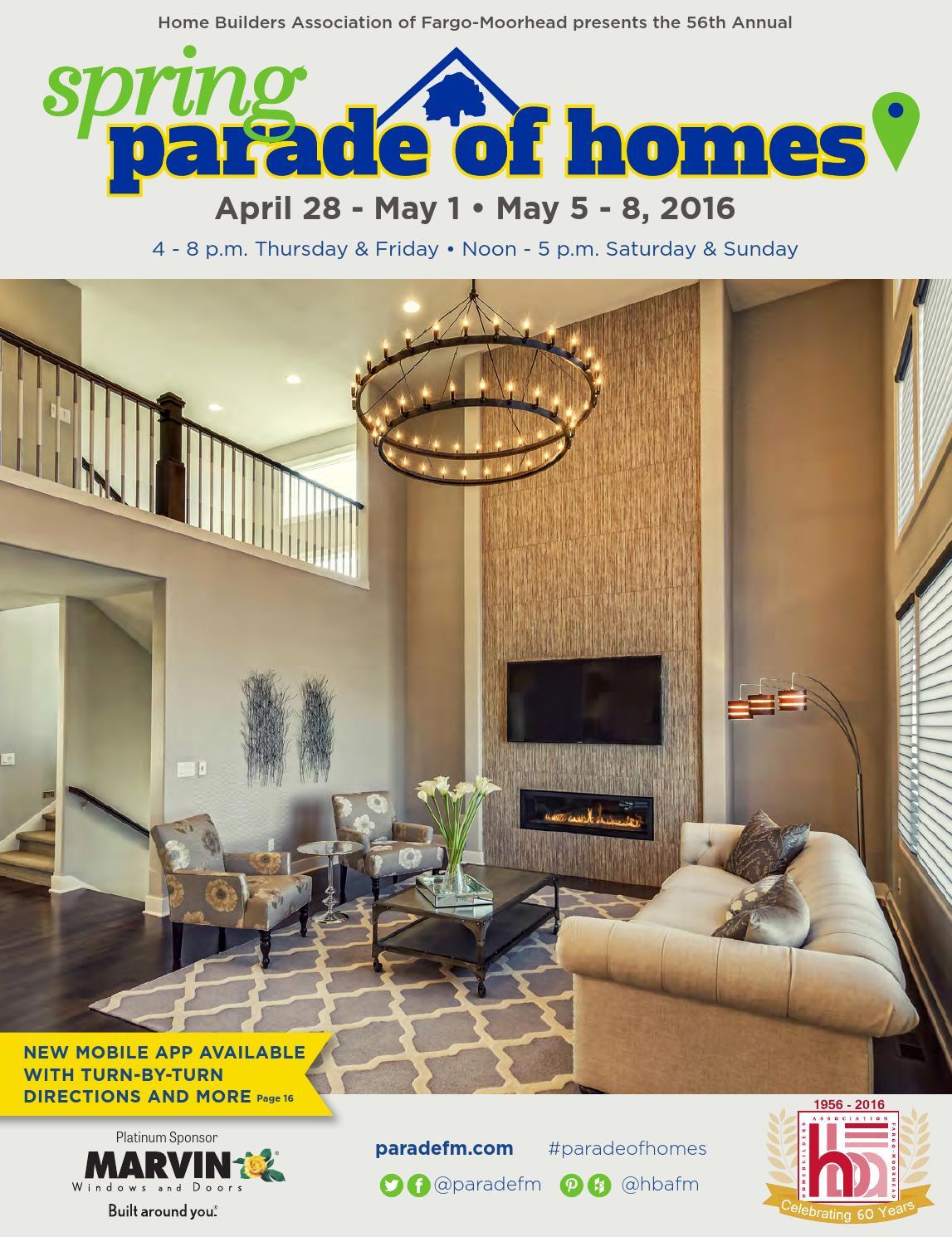 Spring showcase of new homes by gannett wisconsin media   issuu
