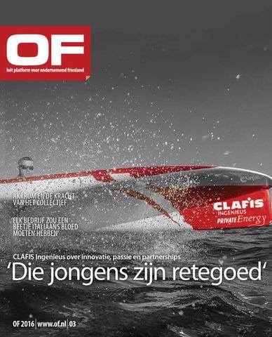 Ondernemend Friesland editie 3 mei 2016