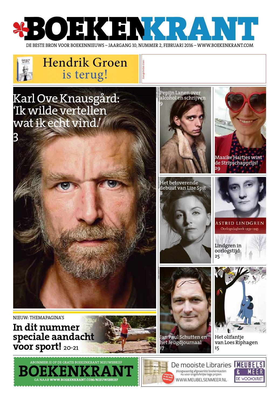 Boekenkrant oktober 2014 by Redactie Boekenkrant - issuu