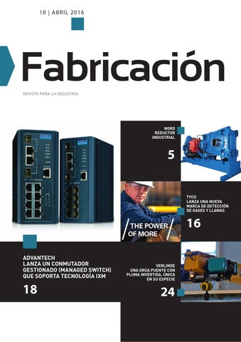 Revista Fabricación 10